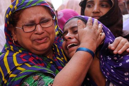 Beschämende und ärgerliche Situation in Indien - 7 Okt 15