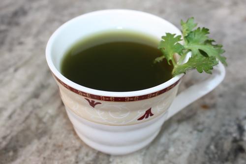 Pitta Tee - Rezept für Koriander-Fenchel-Tee gegen Übersäuerung - 17 Okt 15