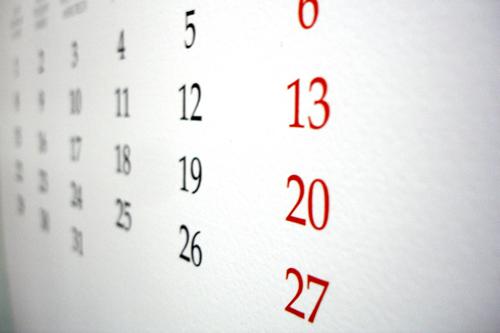 Wenn deine Schwiegermutter nach deiner Hochzeit deinen Menstruations-Kalender führt – 11 Jan 16