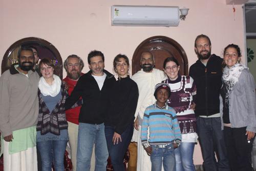 14 Kilo in 4 Wochen – der Erfolg unserer Yoga und Ayurveda Abnehm-Retreats – 21 Jan 16