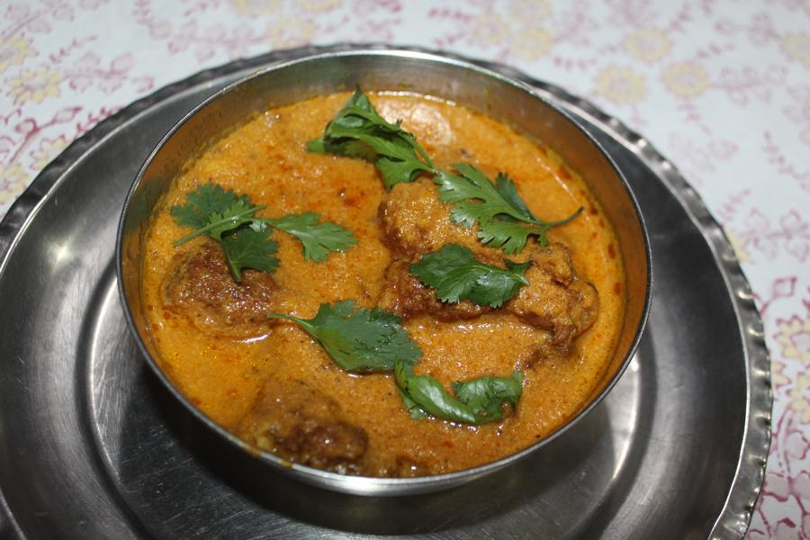Gobi ke Kofte – Rezept für Kohl-Bällchen in Tomatensoße – 27 Feb 16