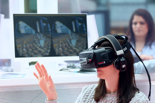 Virtual Reality Goggles and how they make people even lonelier – 1 Mar 16