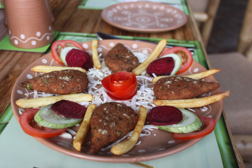Rezept für leckere Gemüse-Bratlinge – 12 Mär 16