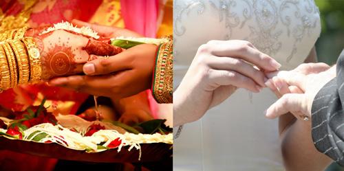 Lassen sich Westler zu schnell scheiden oder bleiben Inder zu lange? – 17 Mär 16