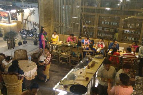 Feedback der Gäste von Ammaji's Ayurvedischem Restaurant – 27 Apr 16