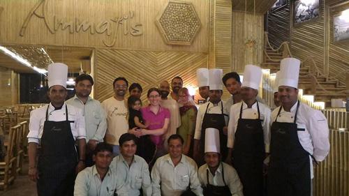 Herausforderungen mit überwältigender Resonanz auf Ammaji's Restaurant – 1 Mai 16