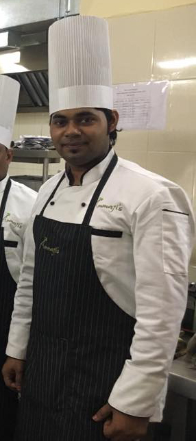 Losing Vishal, the brightest of Ammaji's Chefs – 5 Jun 16