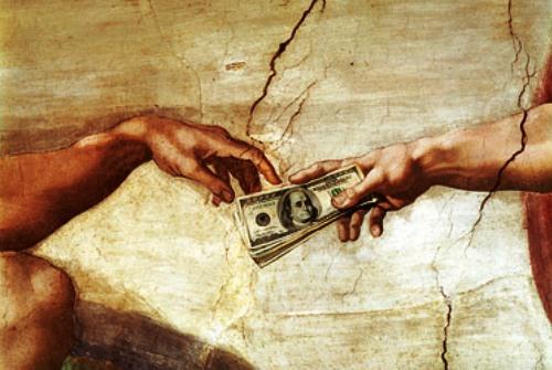 Das korrupte System der Religion – wenn Geld dich Gott näher bringt! – 10 Sep 16