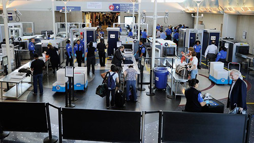 Avoiding sexual Harassment of Homosexuals at Airport Security Checkpoints - 17 Sep 16