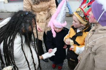 Carnival Parade in Germany - 05 Feb 08
