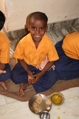 Our Ashram in India - a Place for Love - 17 Mar 09