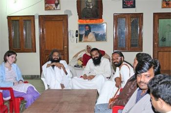 Old School Friends meeting again - 23 Feb 08
