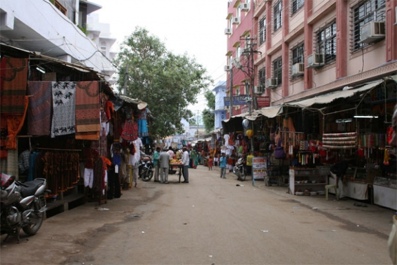 Pushkar - a City turning from Spirituality to Tourism - 18 Sep 08