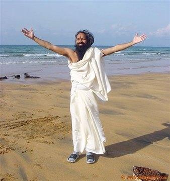 Swami Ji in a Disco - 13 Mar 08
