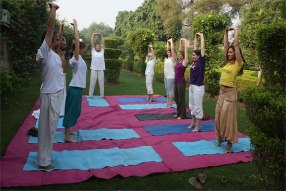 Ayurveda Yoga Retreat in India – 15 Oct 09
