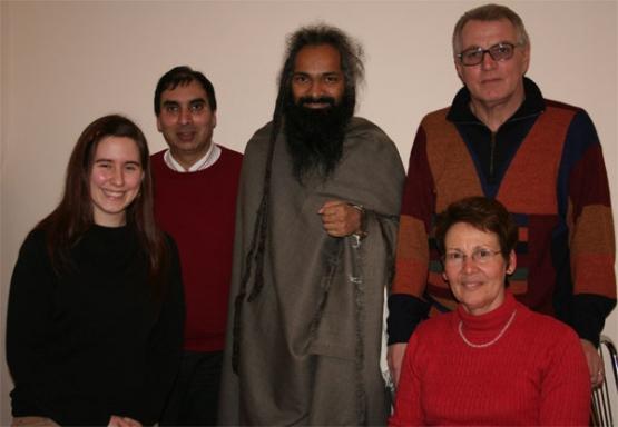 Indische Gastfreundschaft auch außerhalb Indiens - 22 Jan 09
