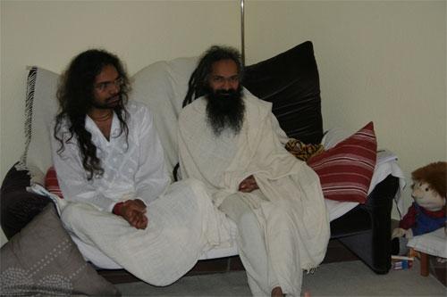 Letzter Tag vor der Reise nach Indien - 31 Aug 08