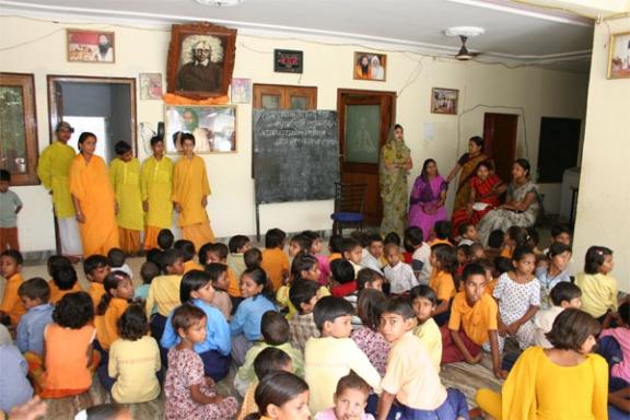 Bildung für Arme in Indien - 25 Sep 08