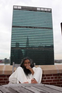 Barack Obama - ist der Präsident so frei, dass er überall hingehen kann? - 22 Sep 09