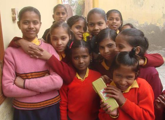 Essen und Bildung für Arme Kinder - Dein Weihnachtsgeschenk - 17 Dez 09