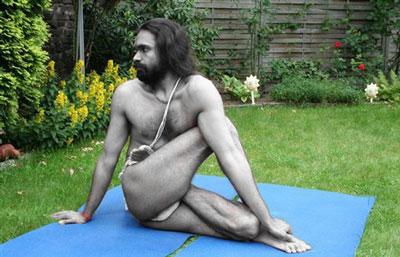 Yogalehrer-Fortbildung im Ashram in Indien - 13 Jan 10