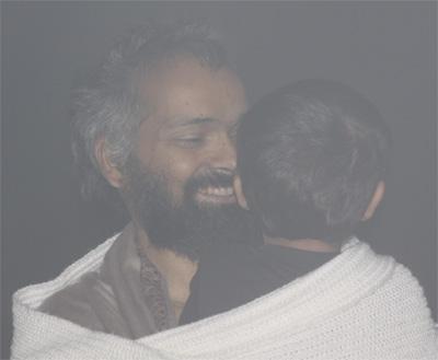 Joy at the Ashram - 23 Jan 10
