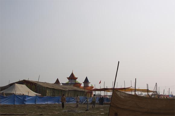Kumbh Mela in Vrindavan - 31 Jan 10