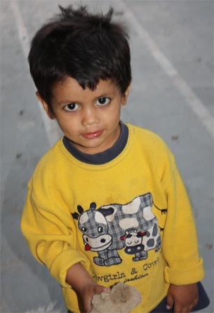 Die Sicht eines Kindes - 5 Feb 10