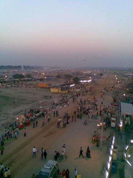 Biggest Religious Drama on Earth - Kumbh Mela - 18 Feb 10