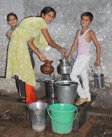 Wohltätigkeit - Trinkwasser für unsere Nachbarn - 21 Mar 10