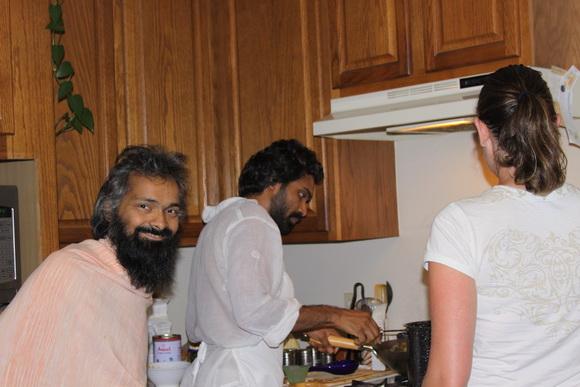Ayurvedic Cooking Workshop in Texas – 30 May 10