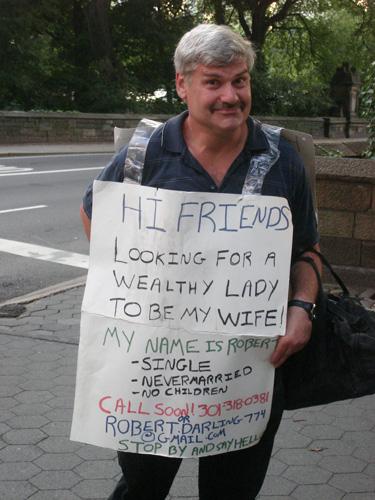 Frau sucht mann new york