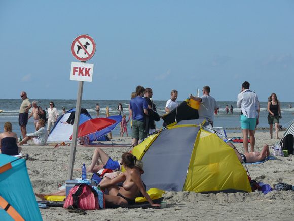 Why are Dogs not allowed on Nudist Beaches? - 18 Jul 10