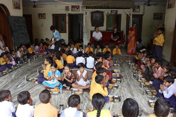 New School Year in India - 23 Jul 10