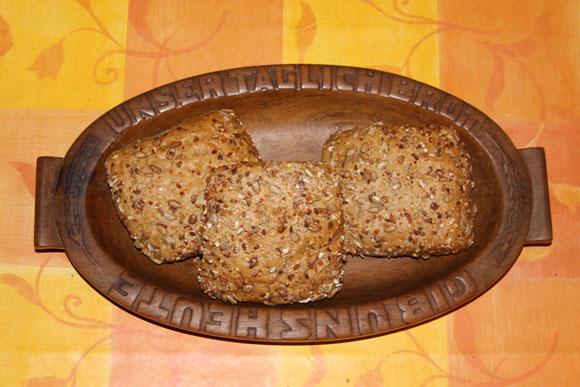 Brot ist am Besten, wenn es frisch ist! - 26 Jul 10