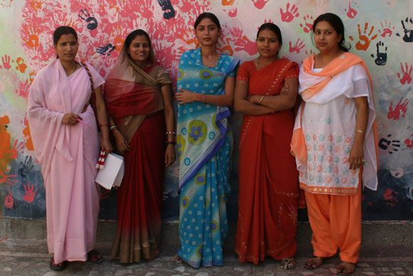 Traditional Dress of Indian Women - 12 Aug 10