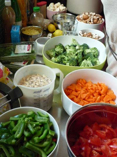 Warum Essen Kinder kein Gemüse? - 19 Aug 10