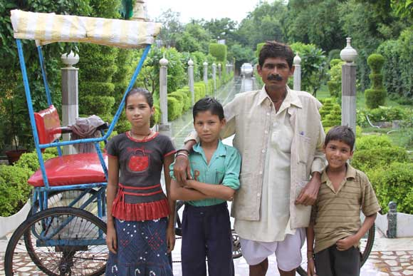 A Family Finds Work and Future - 23 Aug 10