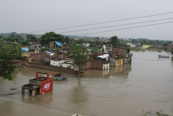 Korruption führt zu Missbrauch von Spenden im Gefluteten Pakistan - 14 Sep 10