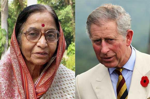 Eröffnung der Commonwealth Spiele - Prinz Charles oder Präsident Patil - 29 Sep 10