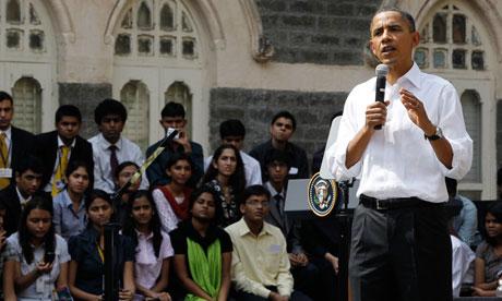 Indian Media on Barack Obama and Pakistan - 8 Nov 10