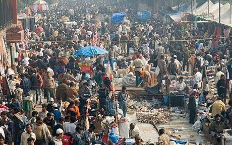 Population of India Blasts and Pope Bans Contraceptives - 23 Nov 10
