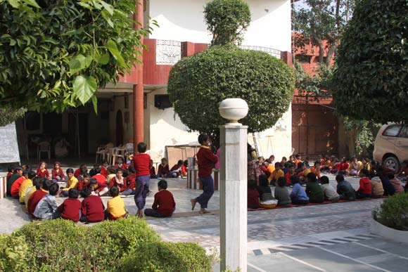 Do You and the Philosophy of Your Guru Fit into the Ashram? - 9 Dec 10