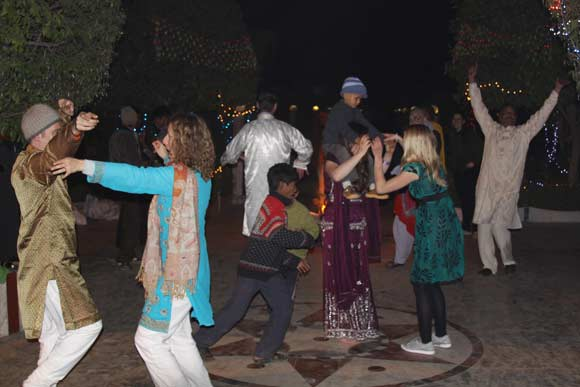 New Year Eve and New Year Celebration - 1 Jan 11