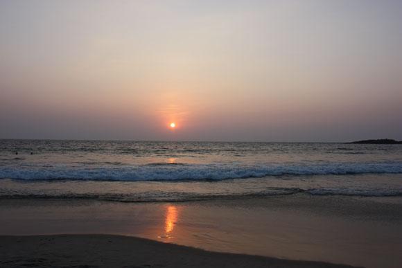 Besuch von Kovalam und Kanyakumari ohne Erwartungen – 26 Jan 11