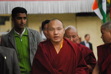 Millionen beim tibetanischen Mönch Karmapa Lama gefunden - 31 Jan 11