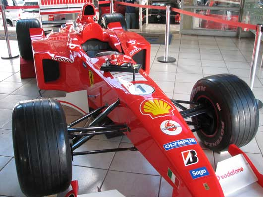Formula One Car Race - Fun in Dying, Injuring and Polluting Environment - 11 Feb 11