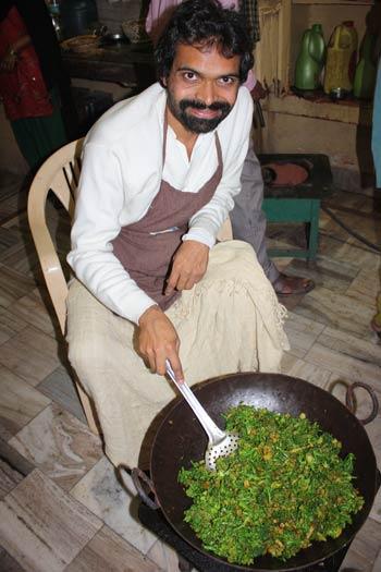 Ayurvedic Broccoli Recipe - Balanced Healthy Indian Dish - 12 Feb 11