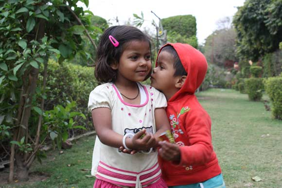 Expressing Love on Valentines Day does not destroy Indian Culture - 14 Feb 11