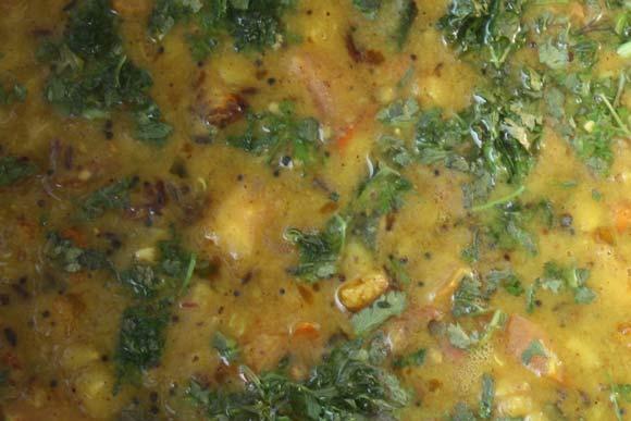 Toor oder Arhar Dal - Ayurvedisches Rezept für Indische Linsen - 19 Feb 11